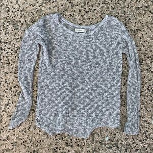 Girls Abercrombie sweater